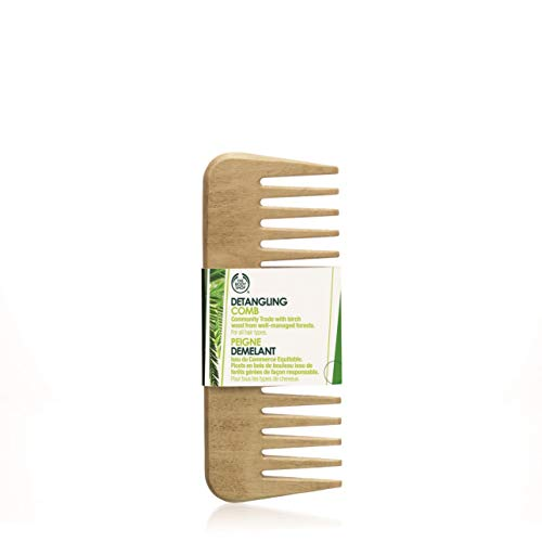 (The Body Shop Detangling Comb, 0.001 Ounce)