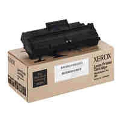 XEROX WORKCENTRE PRO 580 CARTRIDGE 2500 Prints On 4% Coverage Output Color Black (Workcentre Pro 580 Laser Printers)