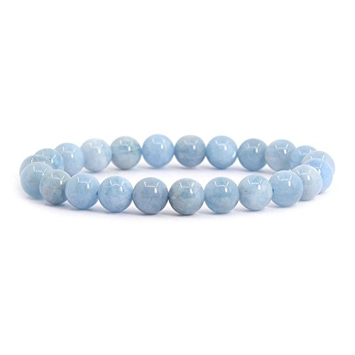 natural-aquamarine-gemstone-8mm-round-beads-stretch-bracelet-7