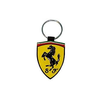 Moto Discovery Ferrari Llavero Doble Cara: Amazon.es: Coche ...
