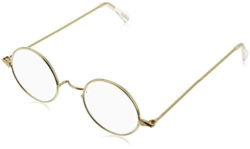 Forum Novelties Round Wire Rim Glasses Costume -