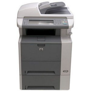 HP LaserJet M3035xs MFP - Multifunction ( fax / copier / printer / scanner ) - B/W - laser - copying (up to): 35 ppm - printing (up to): 35 ppm - 1100 sheets - 33.6 Kbps - USB, 10/100 Base-TX