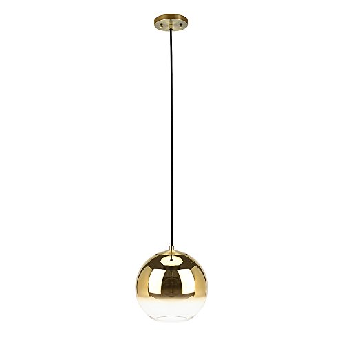 Gold Pendant Light in US - 5