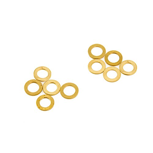 Lumenier Replacement Brass Washers for Motors - 3.175mm (10pcs) FPV Drone Racing