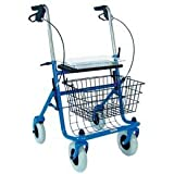 Wheeled Walker with Basket - Model AA8371