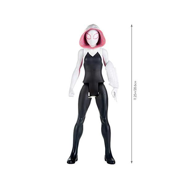 31qv8Dq09CL Spider-Man Titan Hero Series Web Warriors: Spider-Gwen