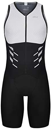 ROKA Men's Gen II Elite Aero Sleeveless Triathlon Sport Suit