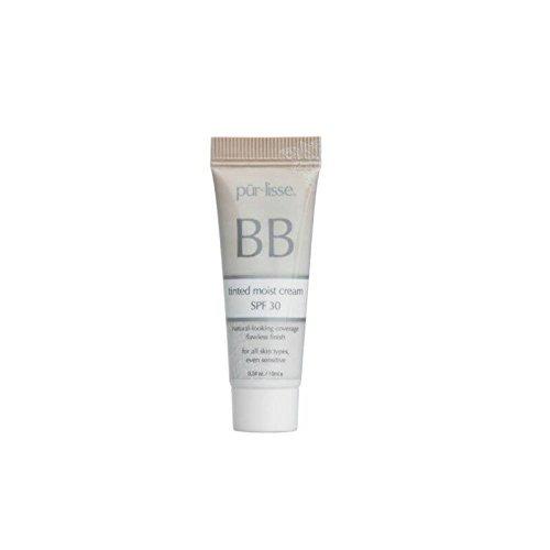 Purlisse BB Tinted Moist Cream SPF30 in Medium 0.34 oz Trave