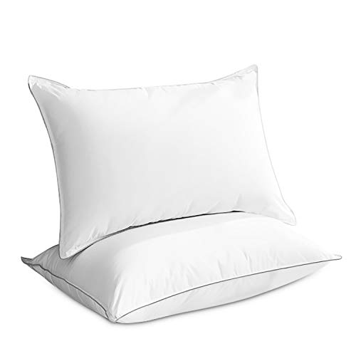 Emolli Hotel Bed Pillows for Sleeping - Luxury Microfiber Filling Pillow Soft