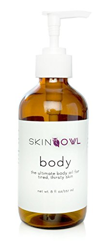 Skin Owl - Ultimate Organic Body Oil For Tired, Thirsty Skin