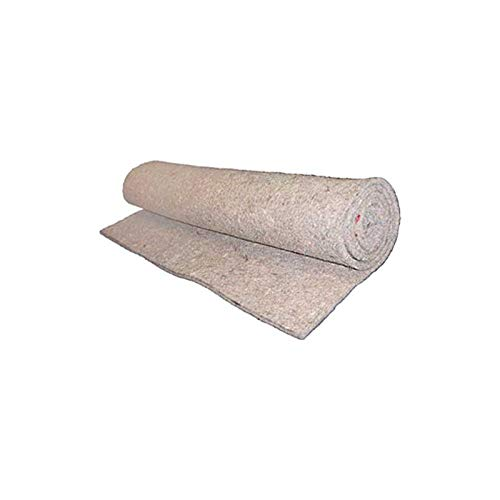 MACs Auto Parts 60-26251 Jute Backing - 72 Long X 36 Wide X 1/2 Thick