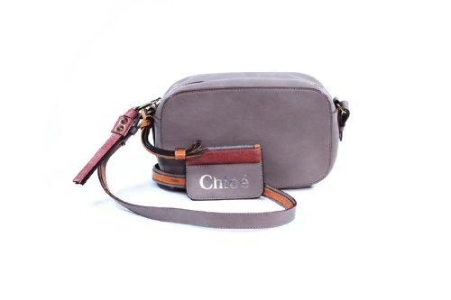 "chloe handbags shop online - Chloe ""Sam"" Cross Body Bag in Mouse Grey 3S0101-311: Handbags ..."