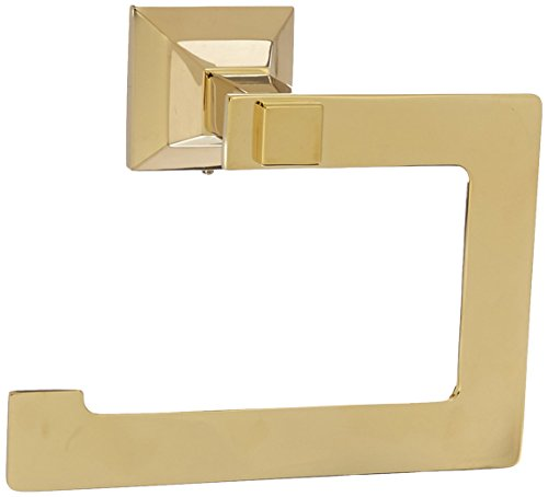 Toto YP930#PB Lloyd Paper Holder, Polished Brass