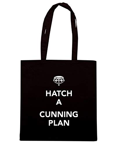 Shirt HATCH TKC3840 Nera A Borsa Speed Shopper PLAN CUNNING dSvfdT