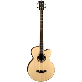 Luna Muse Acoustic/Electric Bass