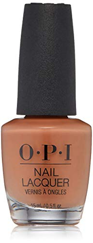 OPI Nail Lacquer, Freedom of Peach, 0.5 Fl Oz