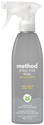 Method 00084 12 Oz Stainless Steel Cleaner & Polisher by Method