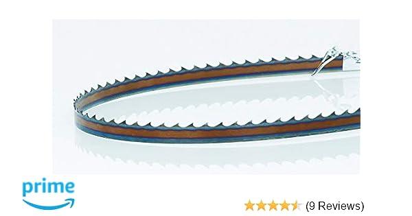 "1//2/"" X 10 TPI X 125/"" BandSaw Blade Laguna Tools Proforce Wood Band Saw Blade"