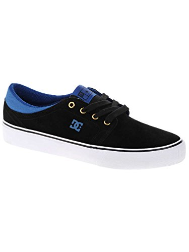Shoes Shoes Trase Black Dc Blue Noir Zapatillas Zapatillas S P0HwWW1gdq