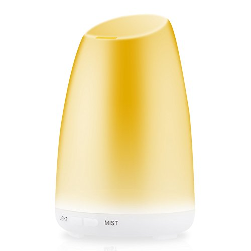 120ML Essential Oil Diffuser Portable Ultrasonic Aroma Cool