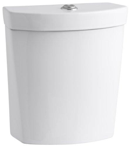 Kohler K-4419-0 Persuade Toilet Tank, White