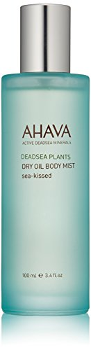 AHAVA Dry Oil Body Mist, Sea-Kissed, 3.4 Fl Oz