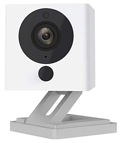 UNOKS 080P HD Indoor Wireless Smart Home Camera with Night Vision, 2-Way Audio, Compatible with Alexa