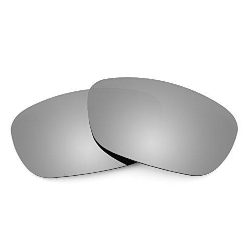 Verres de rechange pour Bolle Copperhead — Plusieurs options Titanium MirrorShield® - Polarisés