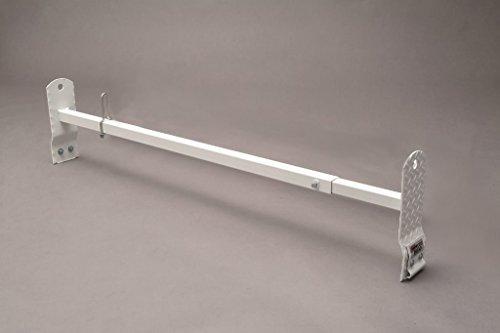 - White Steel 800 Series Van Rack 3rd Bar for Ford/GMC - Cross Tread 84923