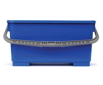 Windows101 Rectangle Bucket 6 Gallon Blue