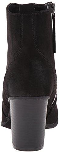 Madden Girl Dames Dudetee Boot Black Fabric