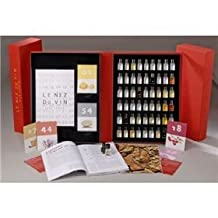 Le Nez du Vin Ultimate Wine Aromas Master Kit 54-pc.