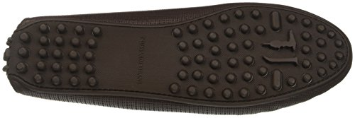 Trussardi Jeans Women's 79s55353 Moccasins Brown (Marrone 68) M7VUyACqqo