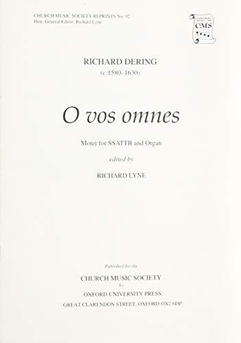 - O Vos Omnes (Church Music Society)
