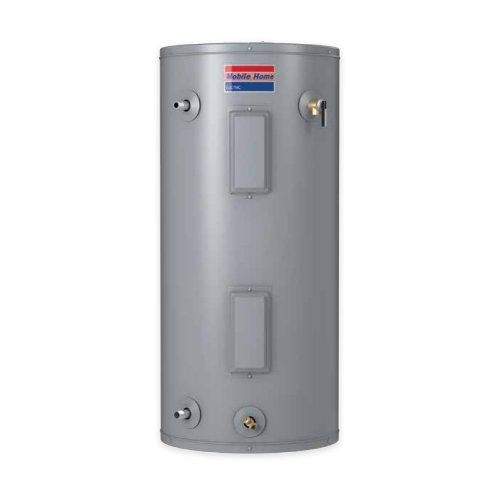 A.O. Smith MHE6-30H-035D Mobile Home Electric Water Heater, 30 gal