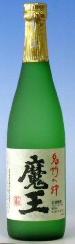 魔王720ml 25°白玉酒造