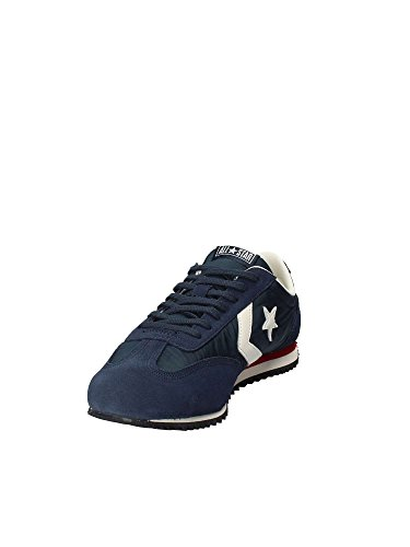 All Basse Converse Star Trainer Sneakers Scarpe Uomo blu Ox 161232C wpqtFxH4nq