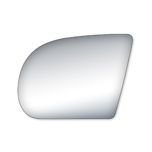 Fit System 99053 Chevrolet/GMC/Oldsmobile Driver/Passenger Side Replacement Mirror - S10 Glass Passenger Mirror