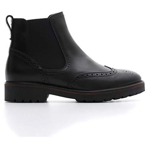 Giardini Zapatillas Negro Mujer Nero Altas X1HwR