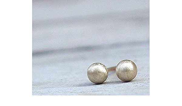 Tiny gold earrings Gold stud earrings Gray stud earrings Porcelain earrings Trendy earring stud Shades of gray smokey grey earrings silver