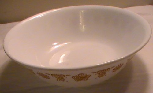 Corning Corelle Butterfly Gold 8