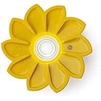 Little Sun Original - Lámpara LED con energía solar, luz nocturna recargable regulable y…