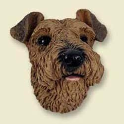 Airedale Terrier Magnet ()