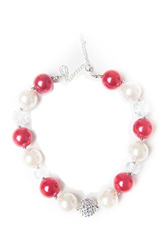 Chunky Bubblegum Necklace beaded girls