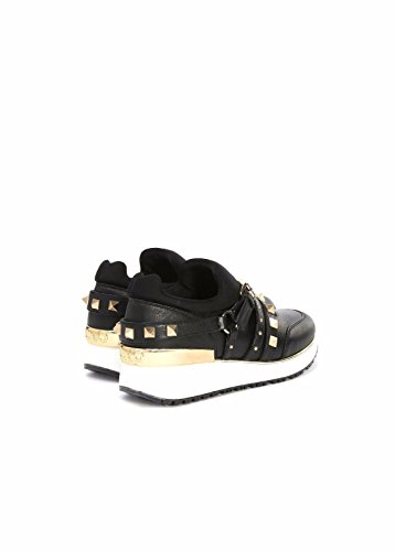 S67195P0303 Noir jo Liu Sneakers Femmes SWf1qx5q