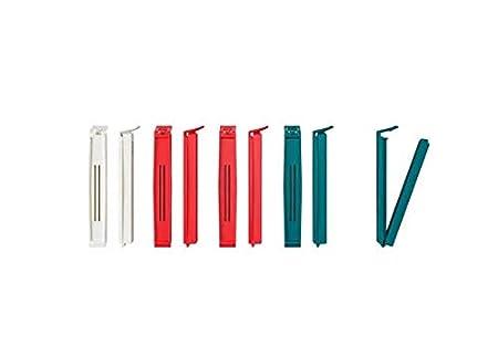Modelo BEVARA, 10 unidades, varios colores, congelador-safe. Apta ...