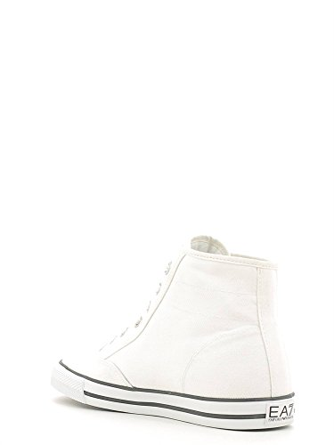 Emporio Armani Schuhe Sneaker 288029 6P299 Frühling-Sommer 2016 (37 1/3, Weiss)