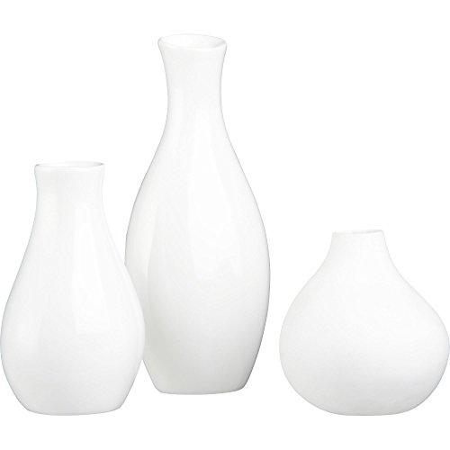 CB2 3-piece Trio Vase Set - Trio Vases