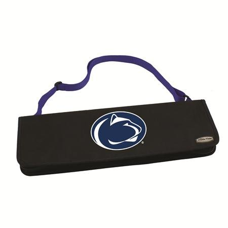 NCAA Penn State Nittany Lions Metro 3-Piece BBQ Tool Set in Carry - Nittany Bbq Grill Lions