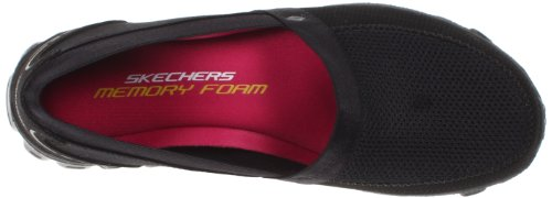 Skechers Womens Easy Flex Shoes Black aBm7K